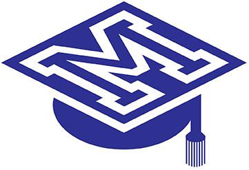 Montrclair M Blue-White